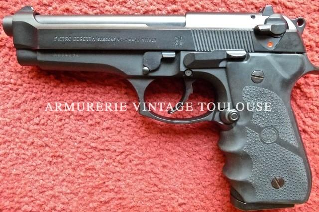 Petite annonce client : Beretta F92