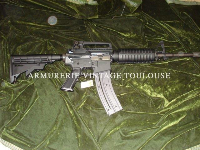 Colt M4 Carbine calibre 22LR par Walther