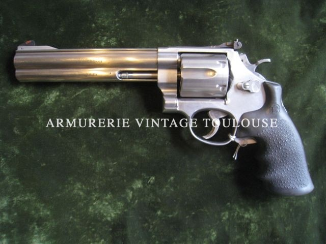 Smith et Wesson calibre 44 MAgnum type 629 CLASIC en 6 Pouces.