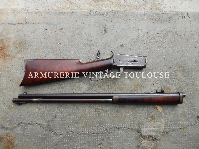 """Rare carabine Winchester 1894 """"take down"""""""