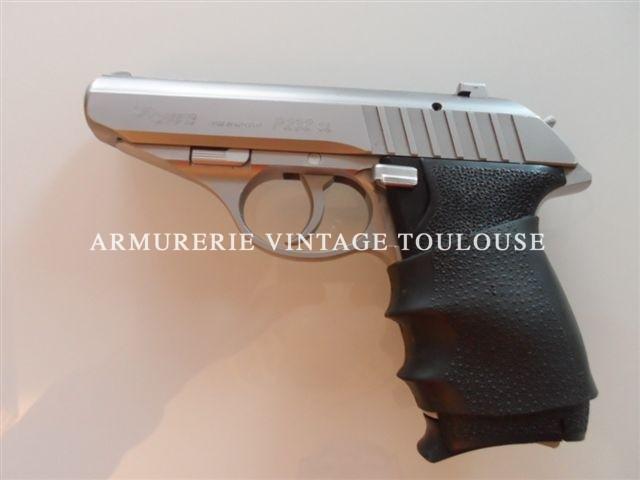 Pistolet calibre 32 ACP SIG Sauer P 232 SL