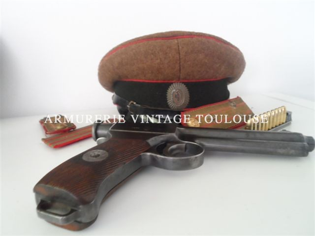 Pistolet Roth- Steyr 1907 calibre 8mm Steyr