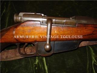 Carabine Rival Daudeteau MANUFRANCE