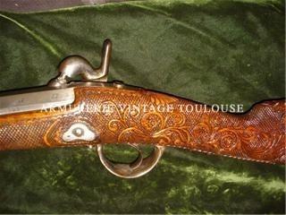 Carabine de chasseur à pied du modèle 1859