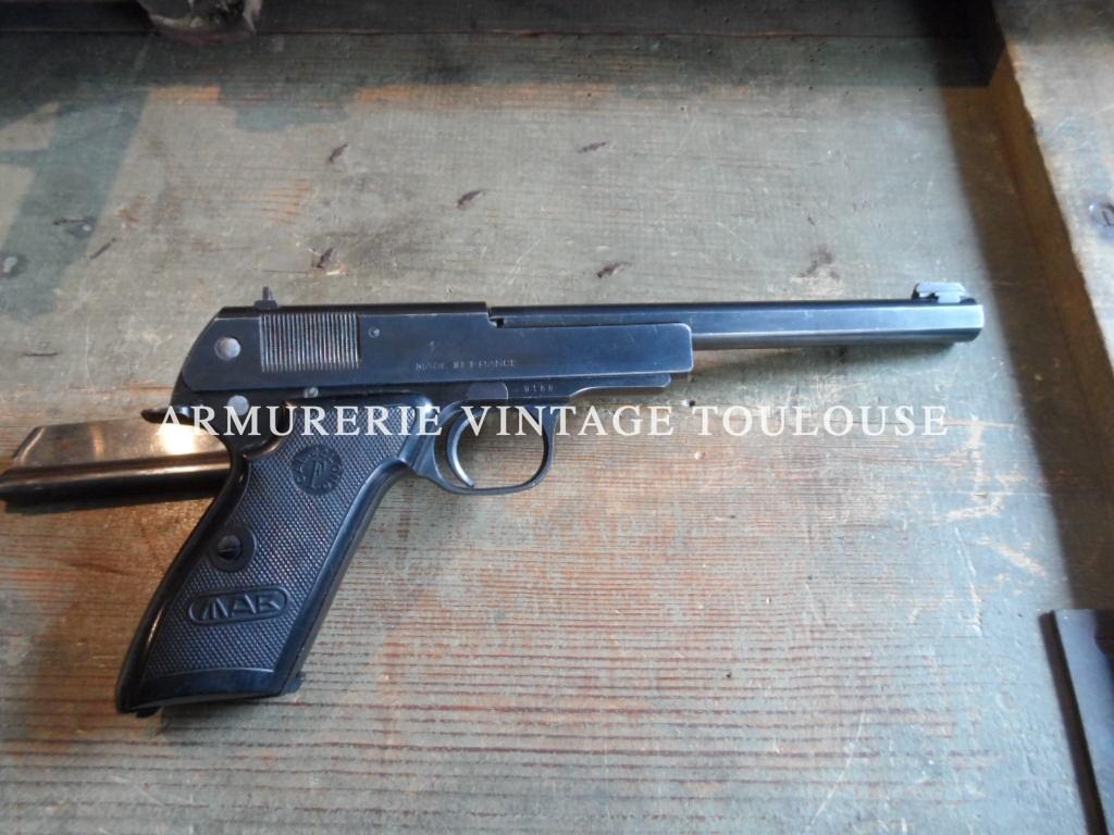 """MAB modèle """"F"""" calibre 22LR"""