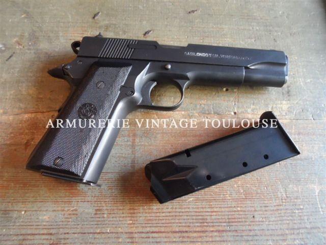 Pistolet Espagnol LLAMA MAX II calibre 45 ACP