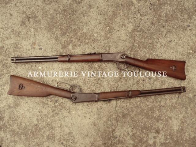 datant Winchester modèle 1873