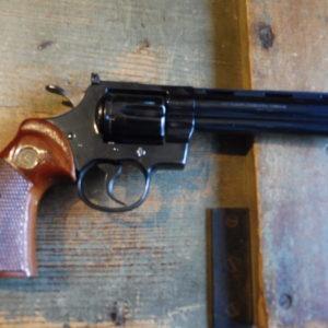 Colt Python en 6 pouces calibre 357 magnum