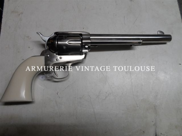 Single Action army 1873 en calibre 45 Long colt en canon de 7 pouces
