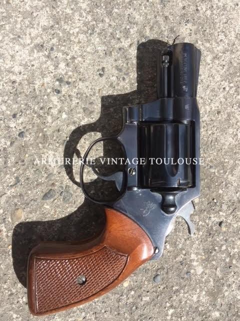 Rare revolver Colt Detective calibre 38 Spécial, canon de 2 pouces!