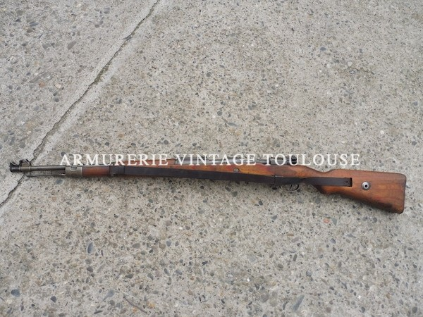 "Mauser 98k fabrication ""243"" de 1938"