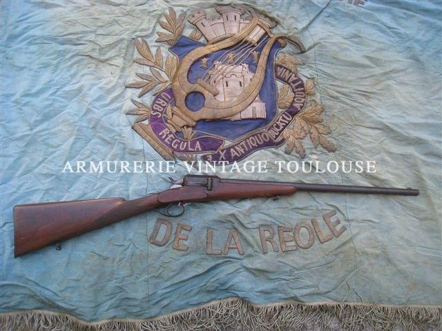carabine Galand / Giffard calibre 9 mm Flobert