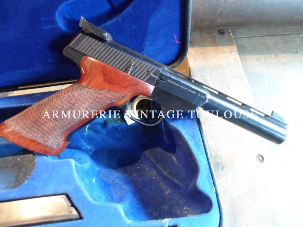 Browning Buckmark calibre 22LR