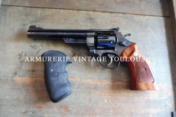 Rare grand revolver  Smith & Wesson type 25/ 2