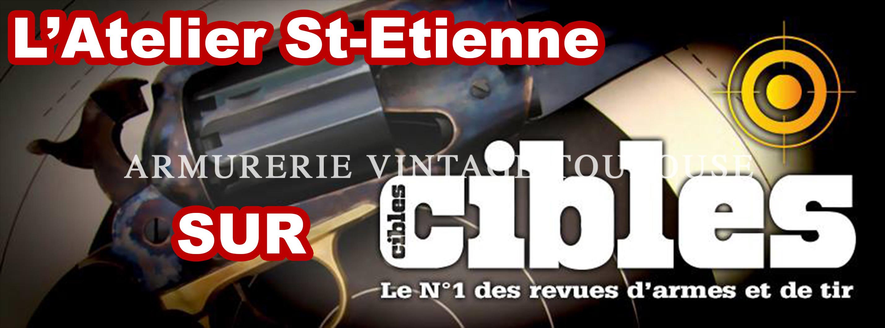L'Atelier Saint-Etienne Sur CIBLES
