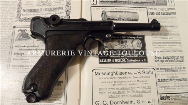 """P08 """"DWM"""" 1915"""