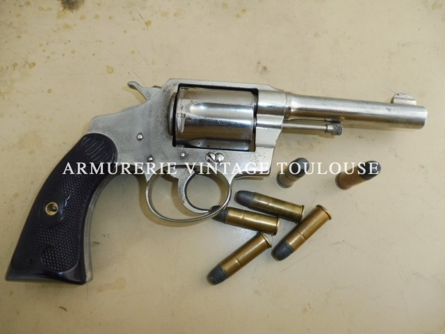 Rare revolver Colt Positive Police calibre 38 SP