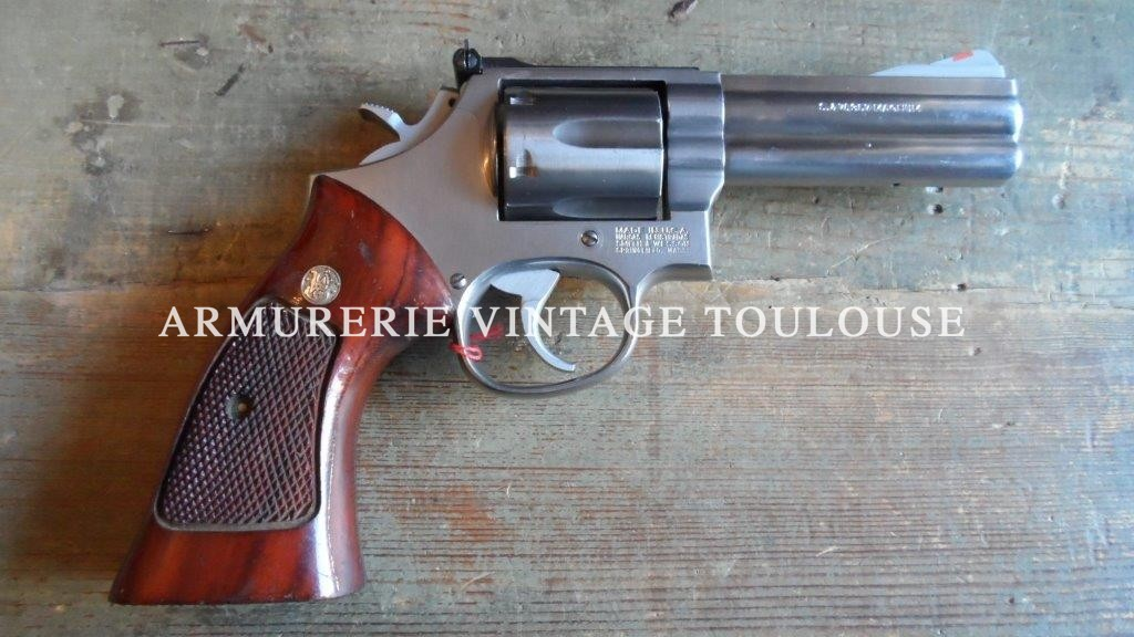 Révolver Smith et Wesson 686