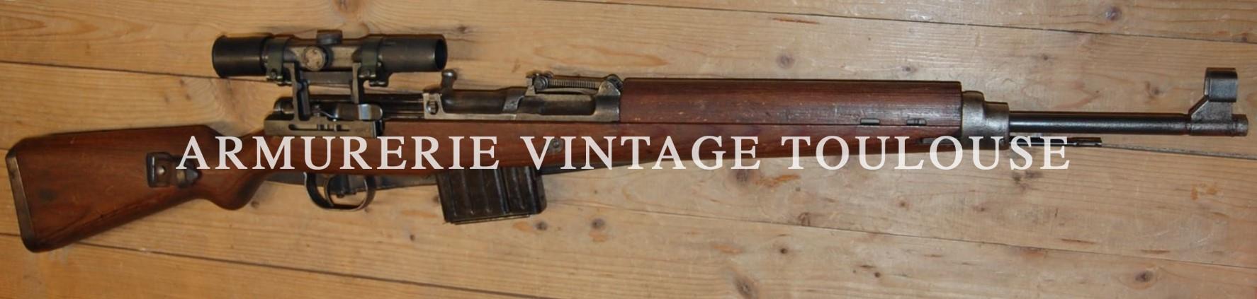 Splendide fusil semi automatique Allemand G43 fabrication Walther (ac) en 1944 très bel état 100% mono matricule