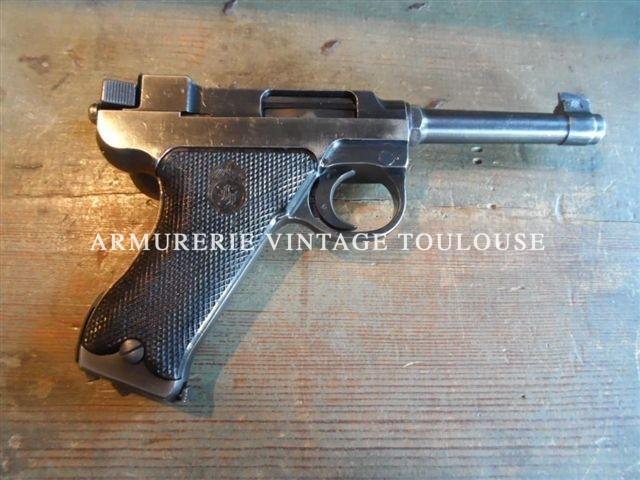 Lathi Suédois M/40 calibre  9X19