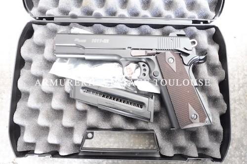 Pistolet Sig-Sauer calibre 22LR type 1911 A1