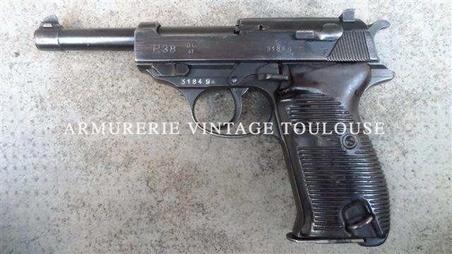 pistolets P38