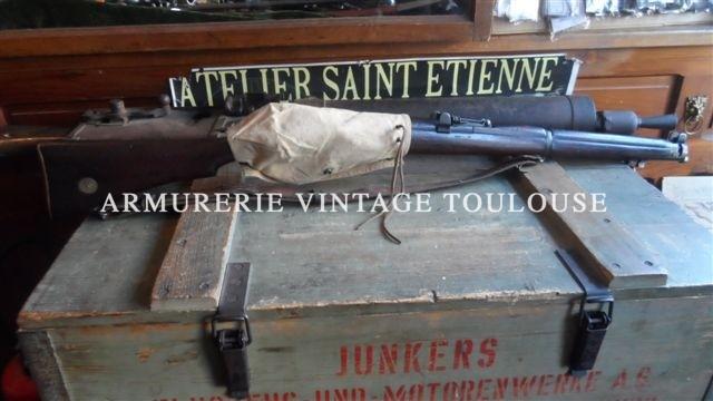 Lee-Enfield Nr1 MKIII calibre 303 British Modèle dit nez de cochon