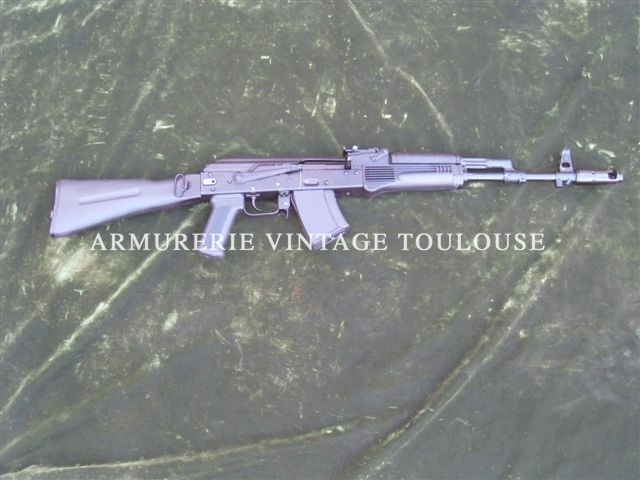 Fusil d'assaut Semi-automatique SAÏGA calibre 7,62×39