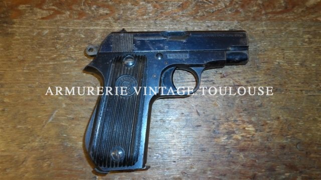 Pistolet Unique calibre 22LR petit prix
