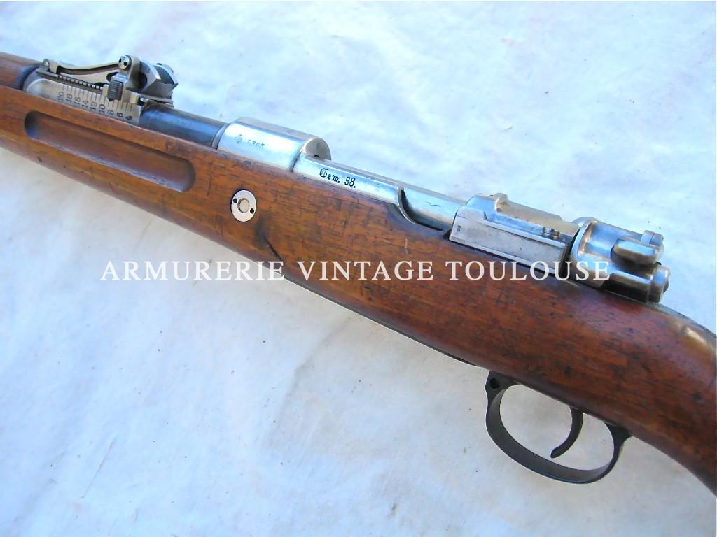 Gewehr 98 AMBERT 1917 CALIBRE 8X60S