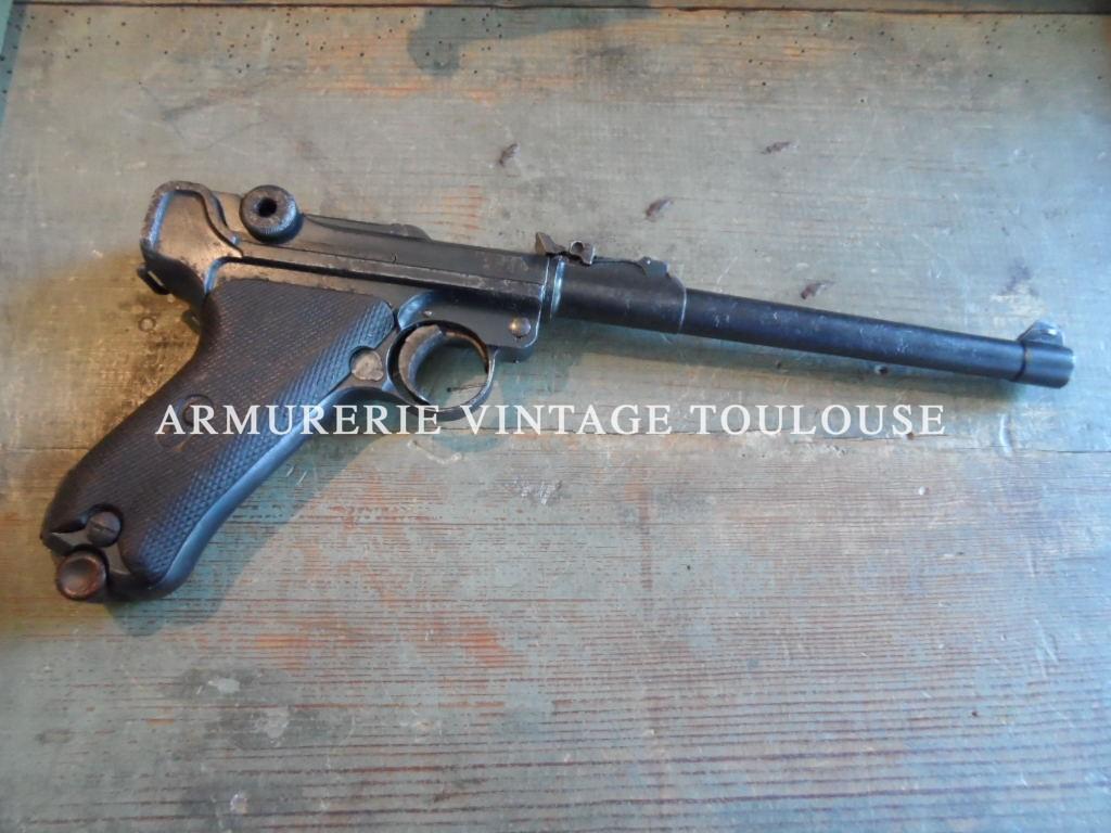 P08 art.fabrication DWM 1917 calibre 9X19