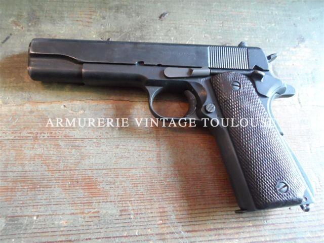 Pistolet 1911 A1 calibre 45 A.C.P.
