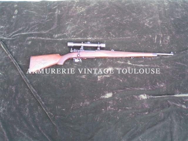 Belle carabine Mauser 98 civile