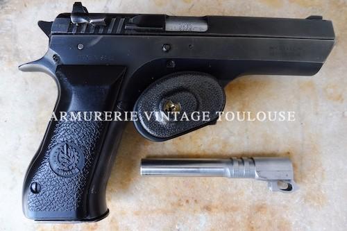 """Pistolet Israélien """"JERICHO"""" 941F calibre 9 X 19"""