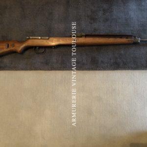 Splendide fusil semi  automatique Allemand calibre 8 X 57