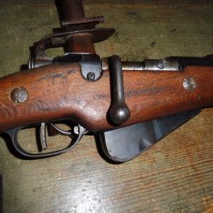 Mousqueton 1892/16 calibre 8 X 50 R Lebel