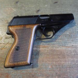 Pistolet semi-automatique Mauser HSC
