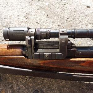 Belle karabiner 98 k calibre 8 X 60 S