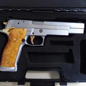 Superbe pistolet SIG P 226 S