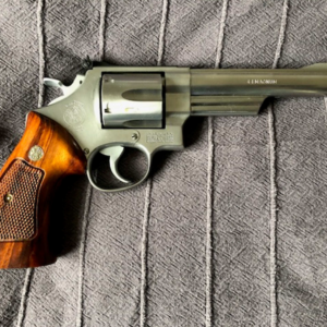 SMITH & WESSON Revolver 6 pouces
