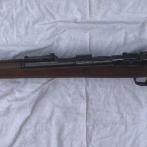 Carabine Mauser K98 calibre d'origine