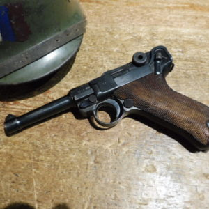 P08 Mauser (code 42)