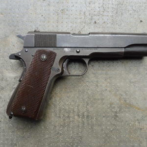 Pistolet U.S. 1911 A1 calibre 45 A.C.P. fabrication Remington