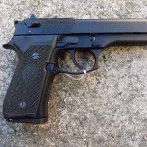 Pistolet Beretta 92 F S calibre 9 X 19