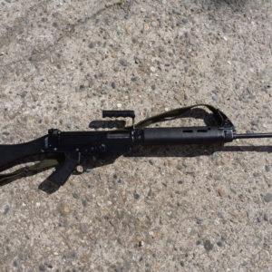 Fusil semi-automatique FAL L1A1 britannique calibre 308 Winchester