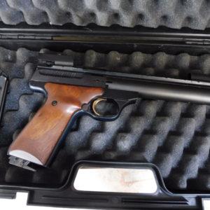 Pistolet semi-automatique Browning Buckmark calibre 22 LR