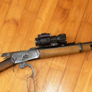 Carabine à levier sous garde Rossi type Winchester 1892