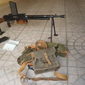FM Français fabrication avant guerre, calibre 7,5 X 54 M.A.S.bridé à répétition manuelle