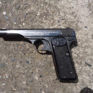 Superbe pistolet Browning 1910/22 calibre 7, 65