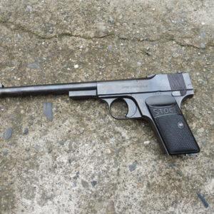 Rare pistolet Allemand  Stock calibre 22 LR